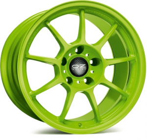 Диски OZ RACING ALLEGGERITA HLT Acid Green