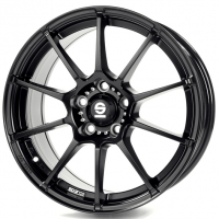 SPARCO ASSETTO GARA BLACK